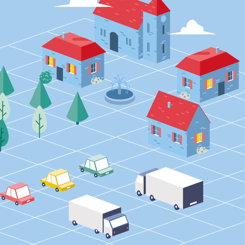 Mindmap illustrée