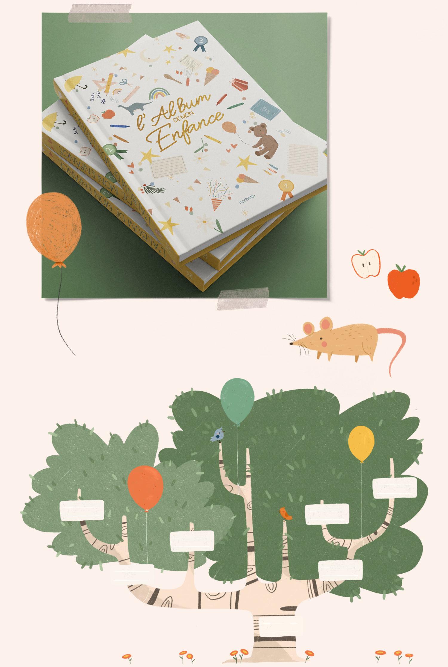 Hachette L'Album de mon Enfance